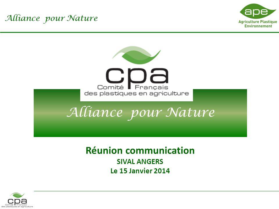 Réunion communication