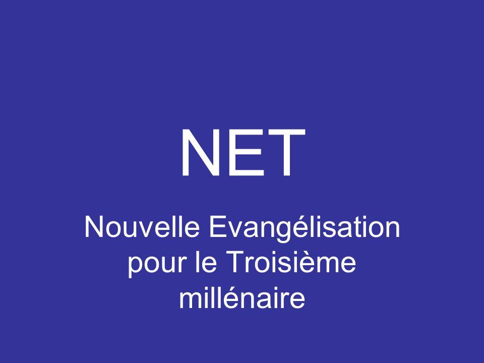 Nouvelle Evangélisation pour le Troisième millénaire