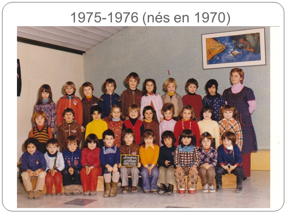 1975-1976 (nés en 1970)