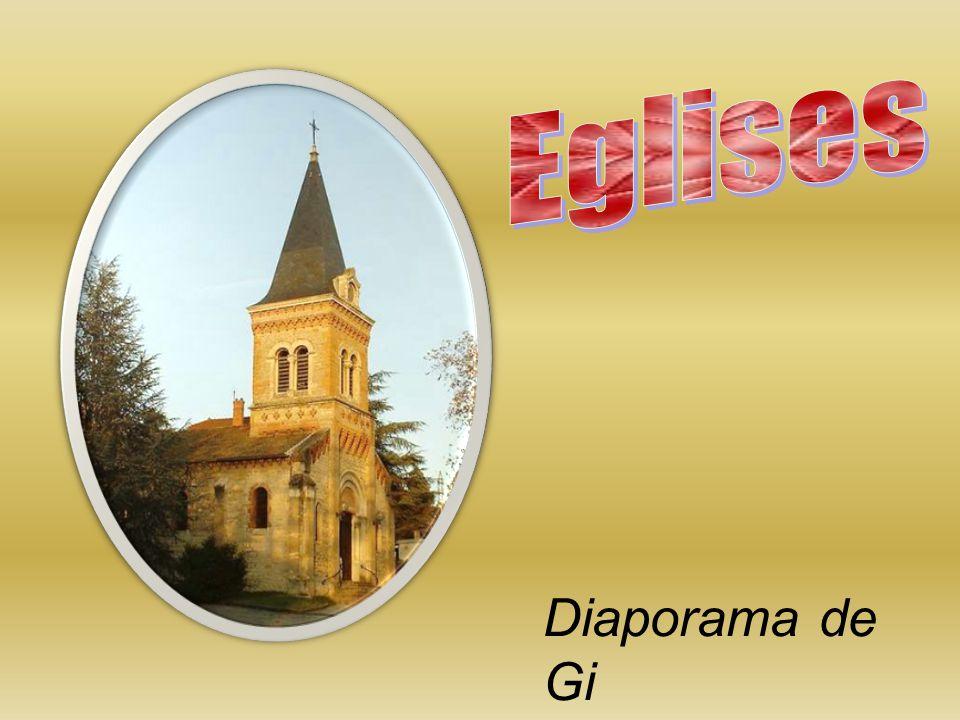 Eglises Diaporama de Gi