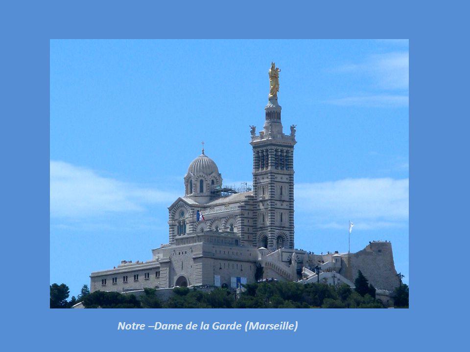 Notre –Dame de la Garde (Marseille)