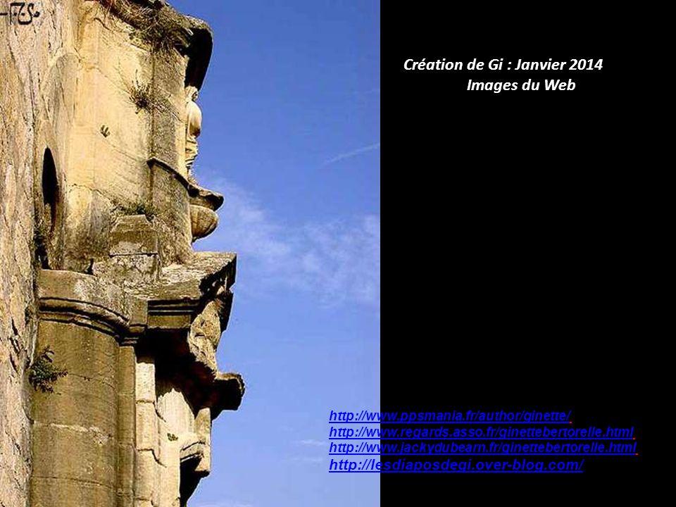 Création de Gi : Janvier 2014 Images du Web