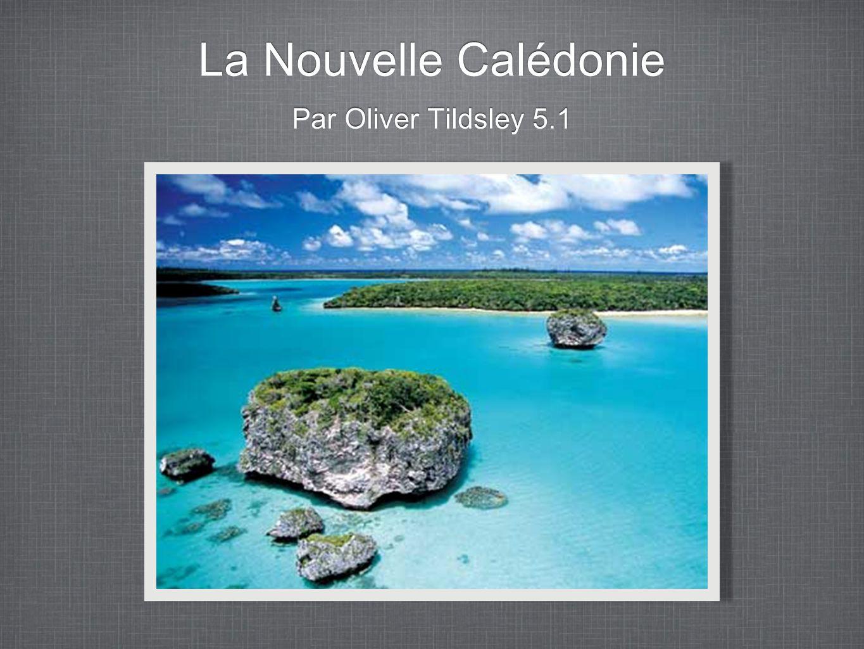 La Nouvelle Calédonie Par Oliver Tildsley 5.1
