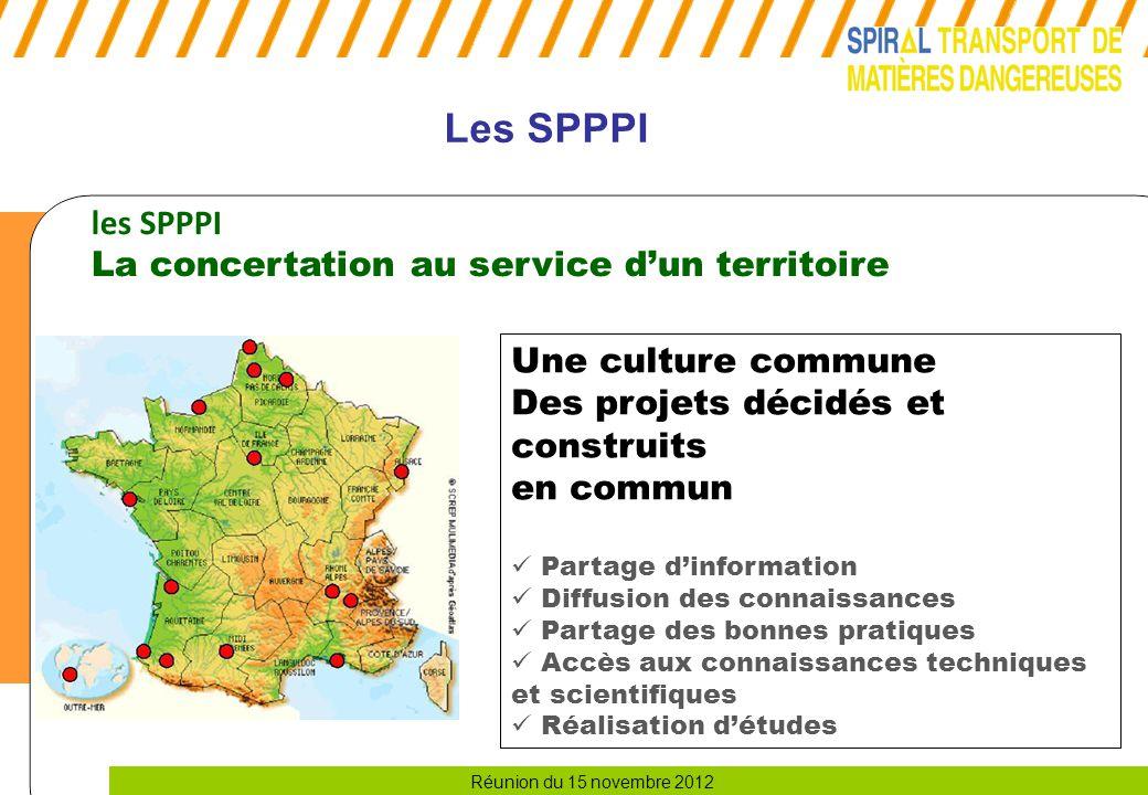 Les SPPPI les SPPPI La concertation au service d'un territoire