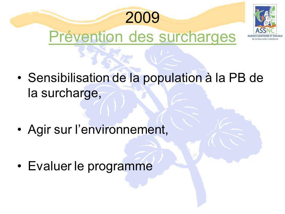 2009 Prévention des surcharges