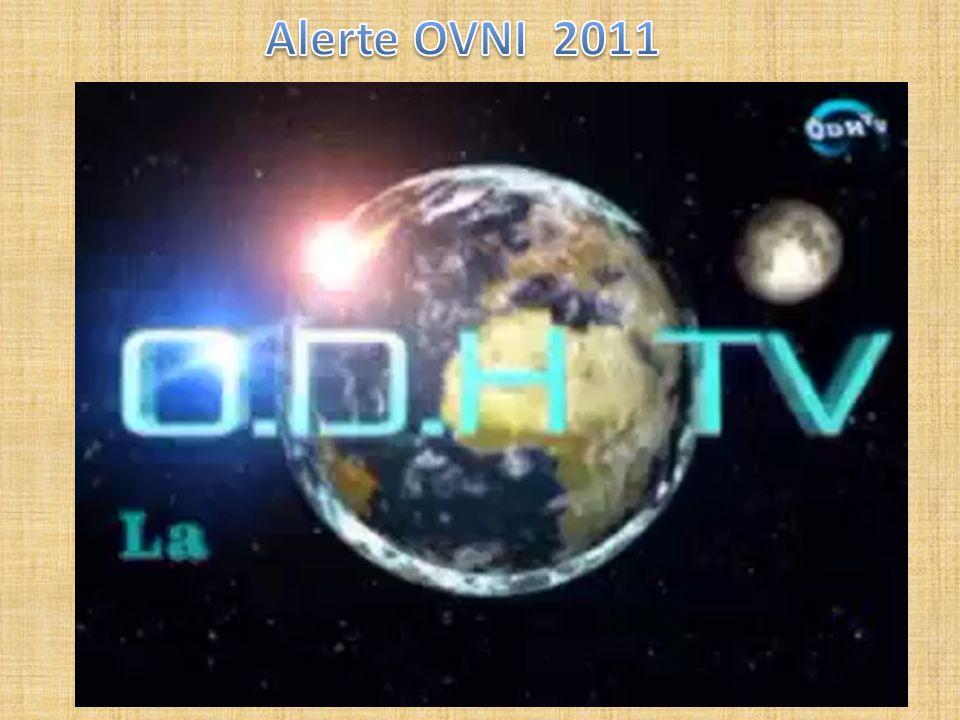 Alerte OVNI 2011
