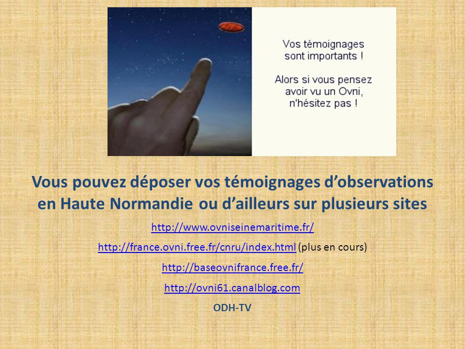 http://france.ovni.free.fr/cnru/index.html (plus en cours)