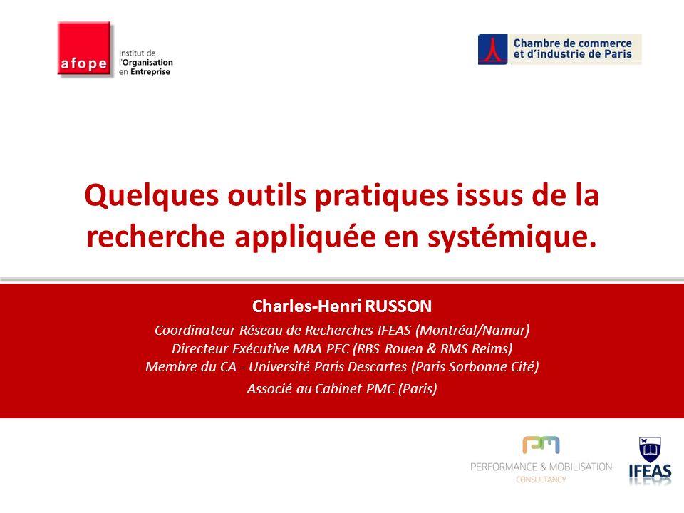 Associé au Cabinet PMC (Paris)