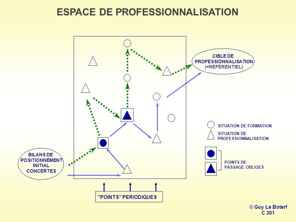 ESPACE DE PROFESSIONNALISATION PROFESSIONNALISATION