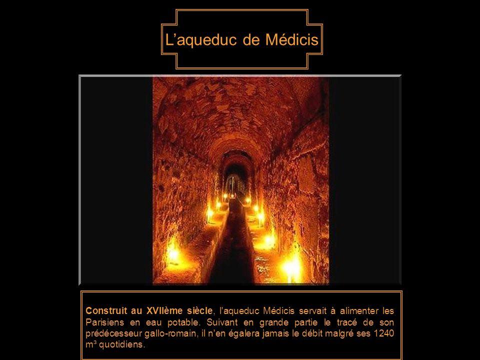 L'aqueduc de Médicis