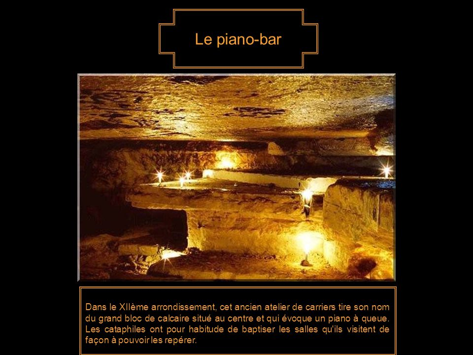 Le piano-bar