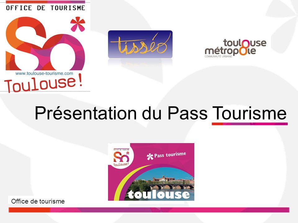 Présentation du Pass Tourisme