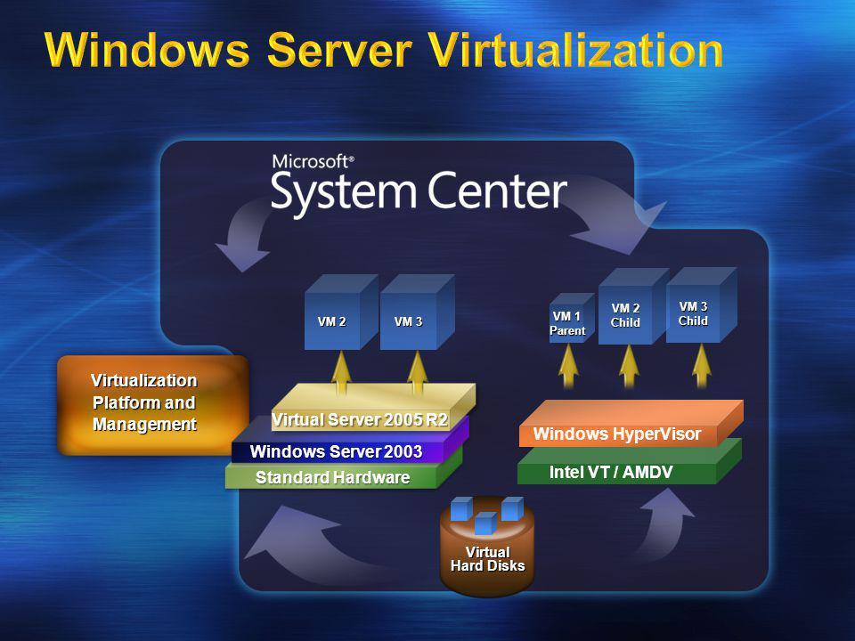 Windows Server Virtualization
