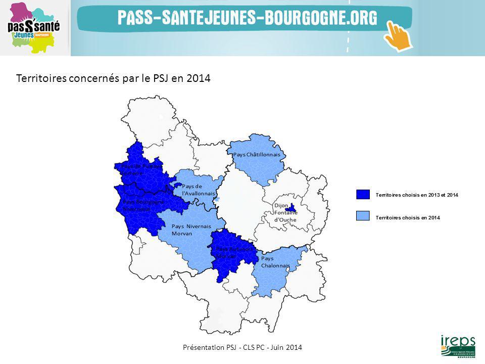 Présentation PSJ - CLS PC - Juin 2014