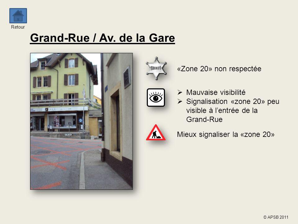 Grand-Rue / Av. de la Gare
