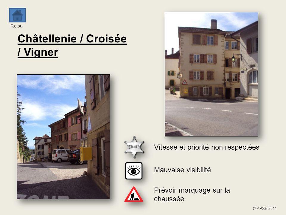 Châtellenie / Croisée / Vigner