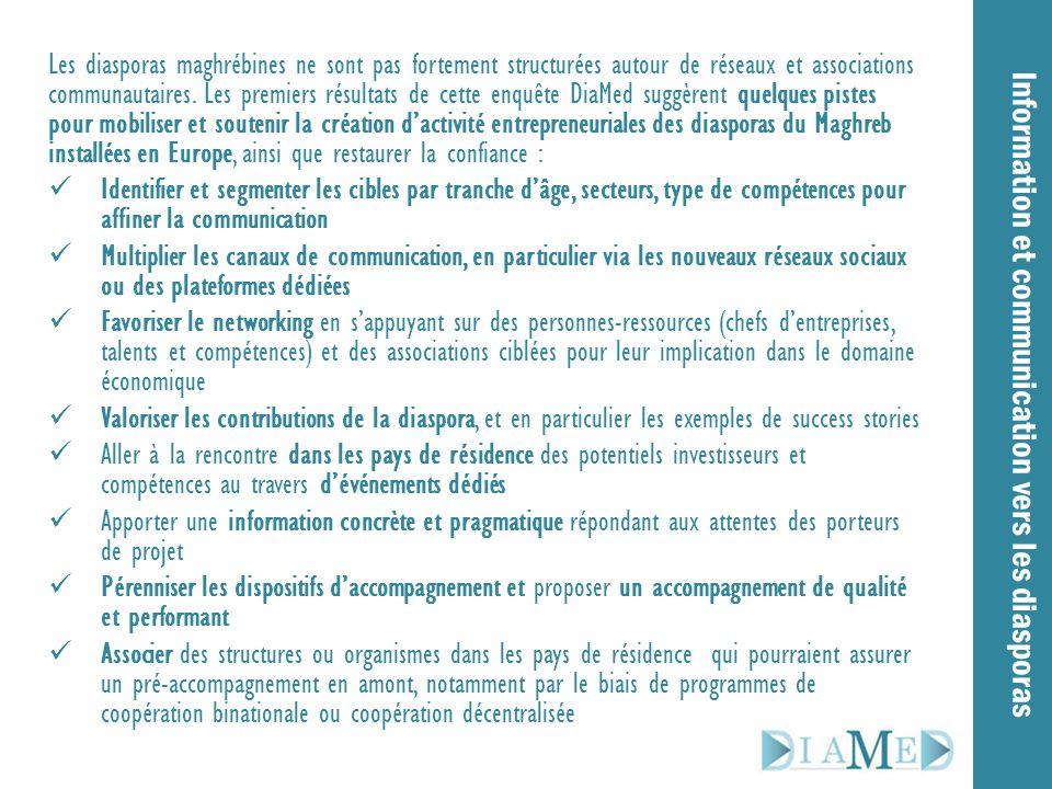 Information et communication vers les diasporas