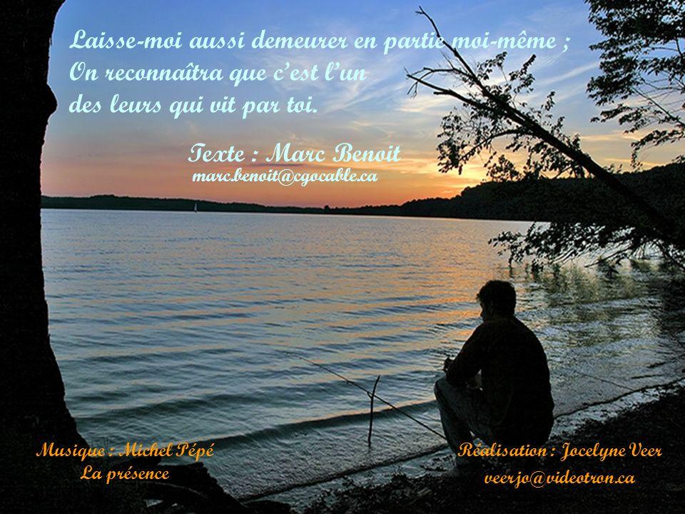 Musique : Michel Pépé La présence