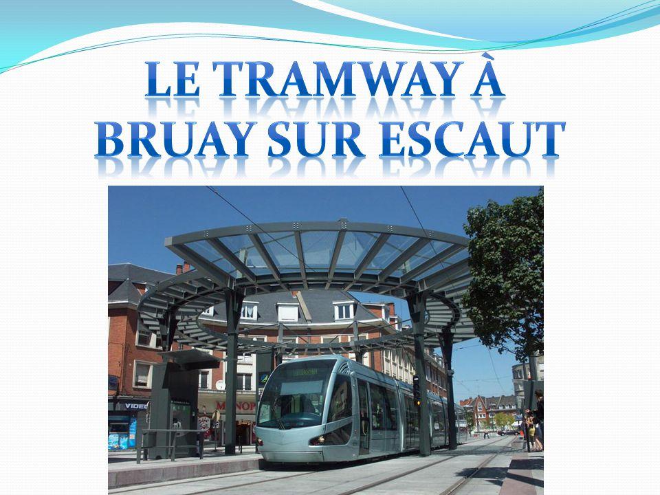 Le tramway à bruay sur escaut