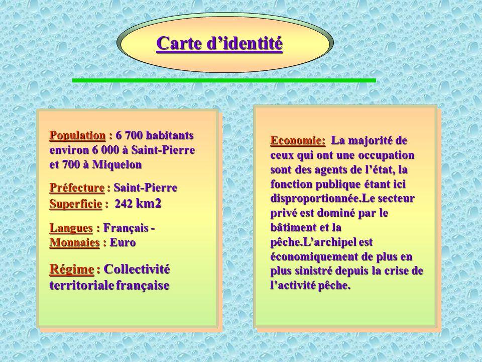 Carte d'identité Régime : Collectivité territoriale française