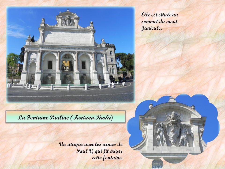 La Fontaine Pauline (Fontana Paola)