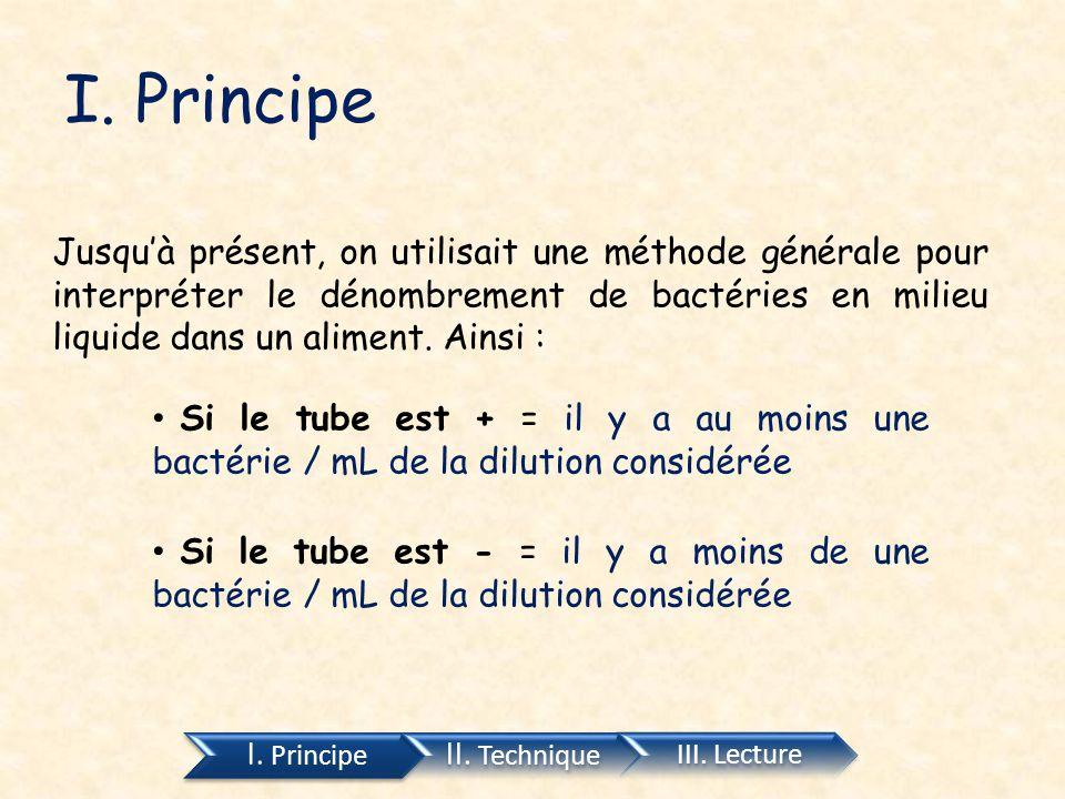 I. Principe