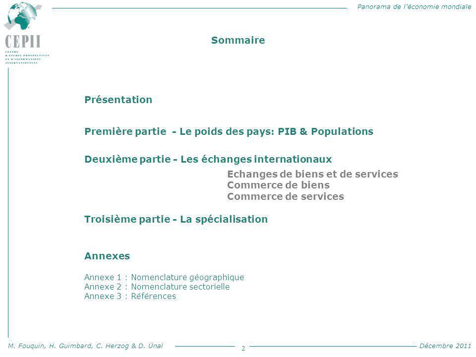 P Sommaire Présentation