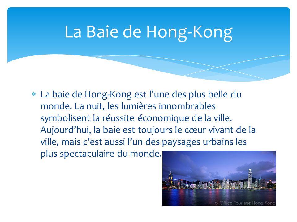La Baie de Hong-Kong