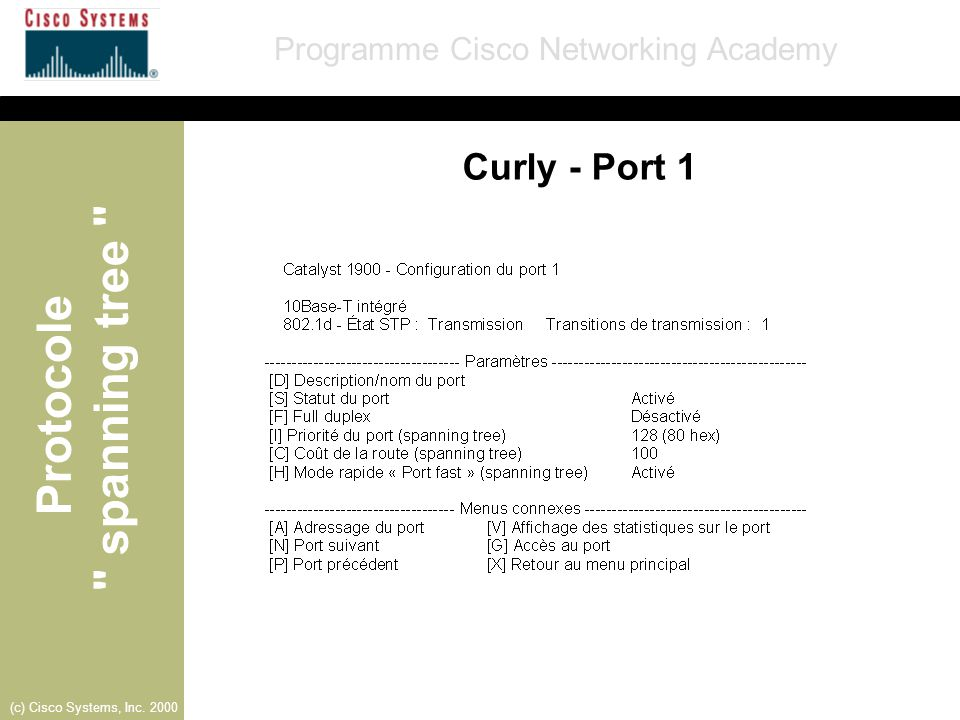 Curly - Port 1