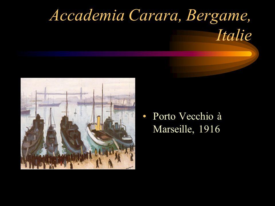 Accademia Carara, Bergame, Italie