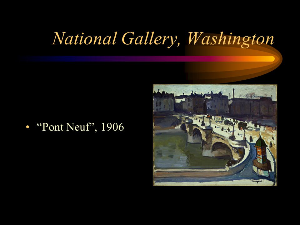 National Gallery, Washington