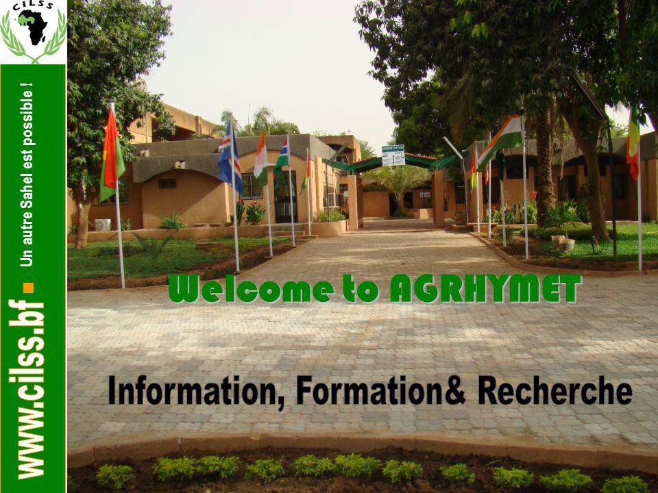 Information, Formation& Recherche