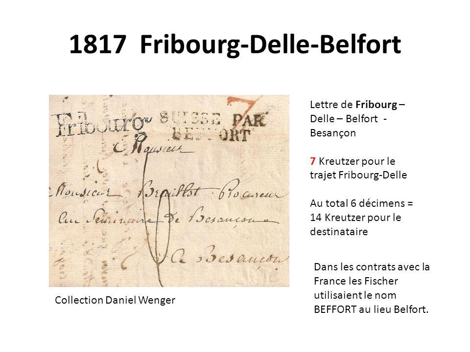 1817 Fribourg-Delle-Belfort