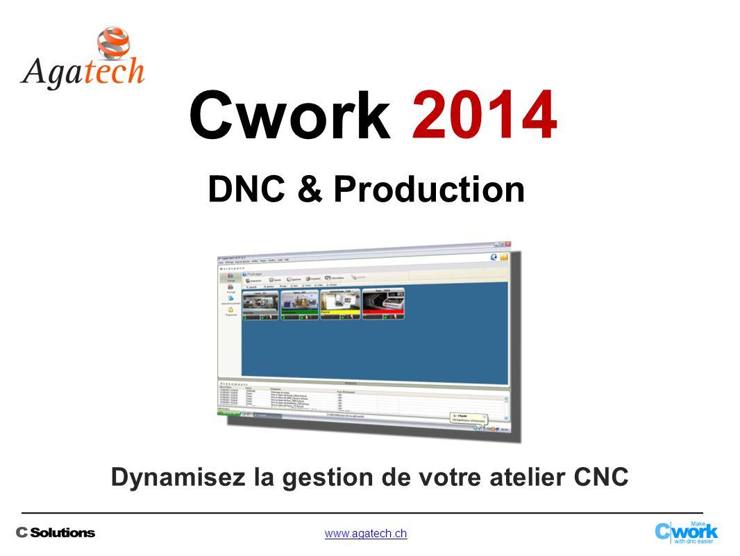 Dynamisez la gestion de votre atelier CNC