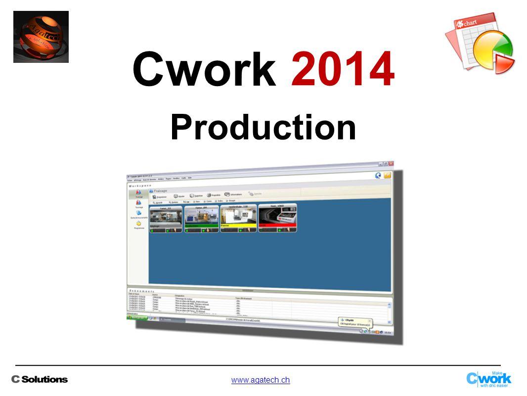 Cwork 2014 Production www.agatech.ch
