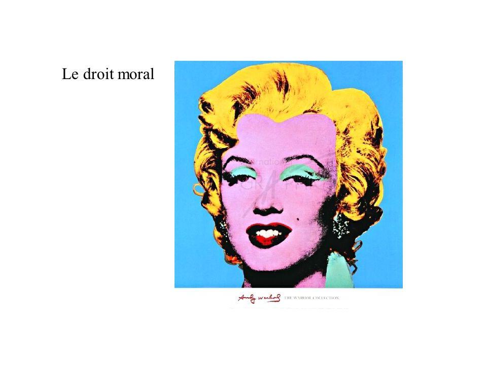 Le droit moral