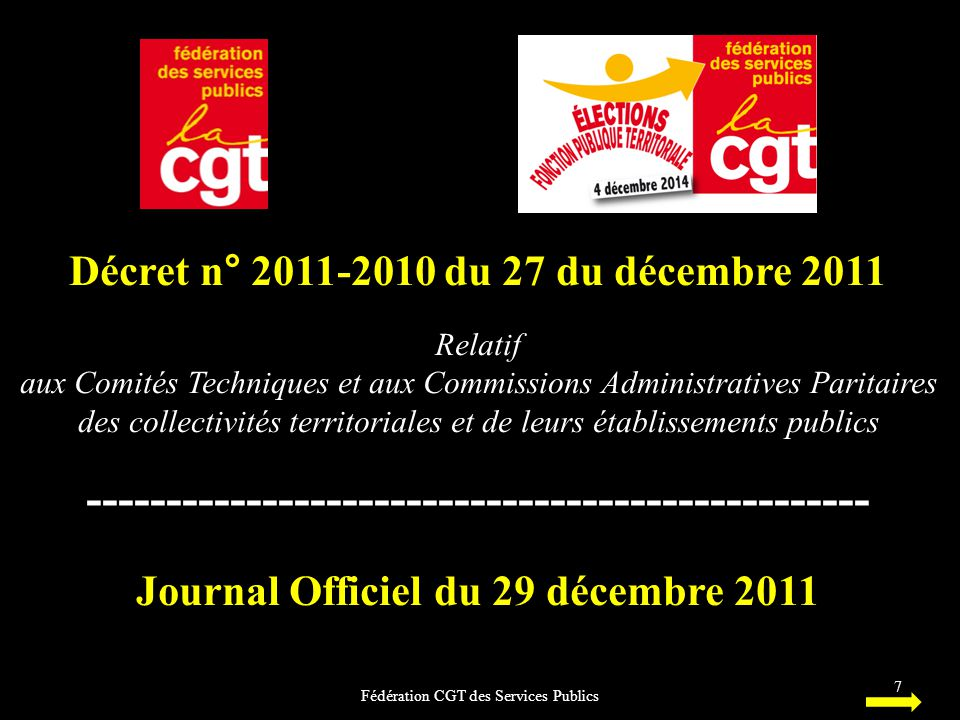 Journal Officiel du 29 décembre 2011