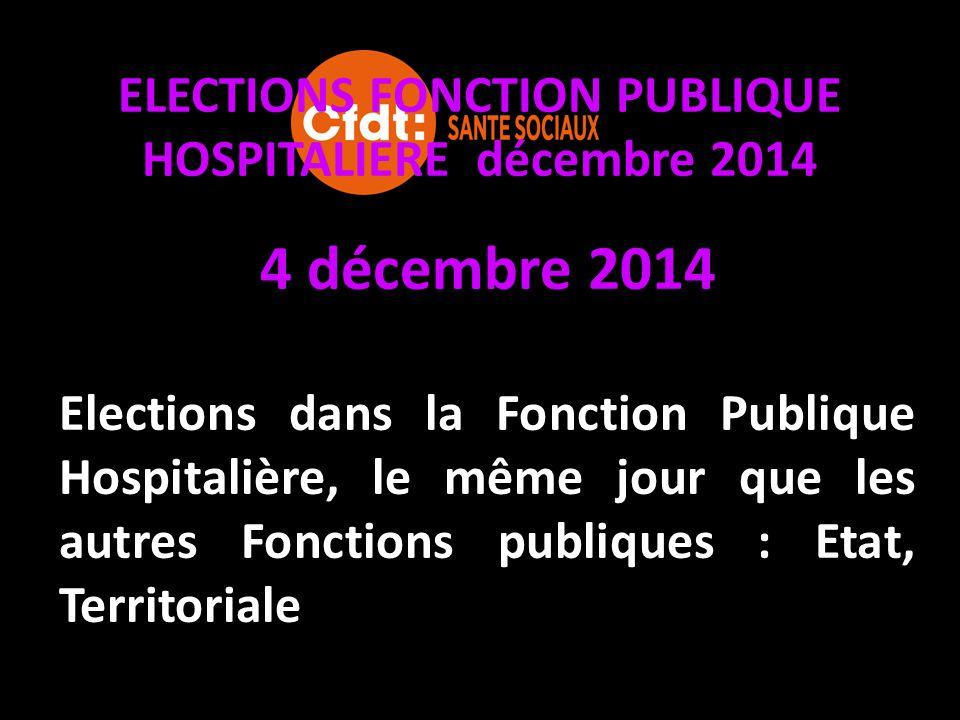 Elections fonction publique hospitaliere d cembre ppt - Grille indiciaire fonction publique hospitaliere 2014 ...