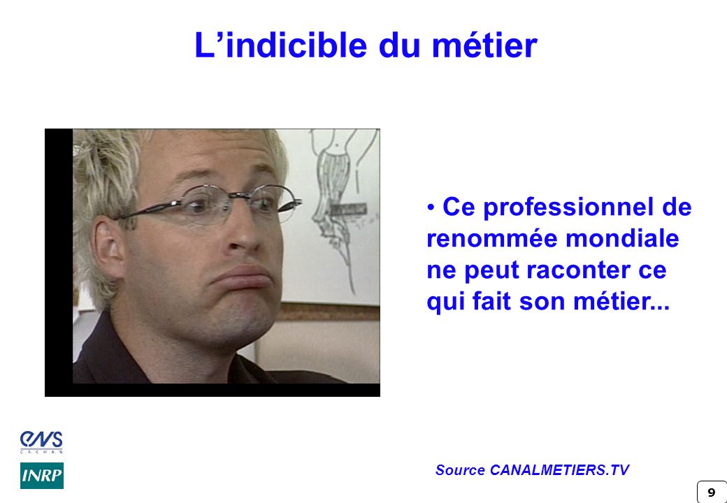 Source CANALMETIERS.TV