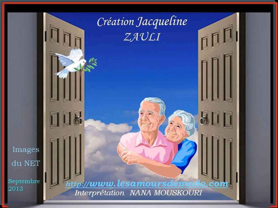 Création Jacqueline ZAULI