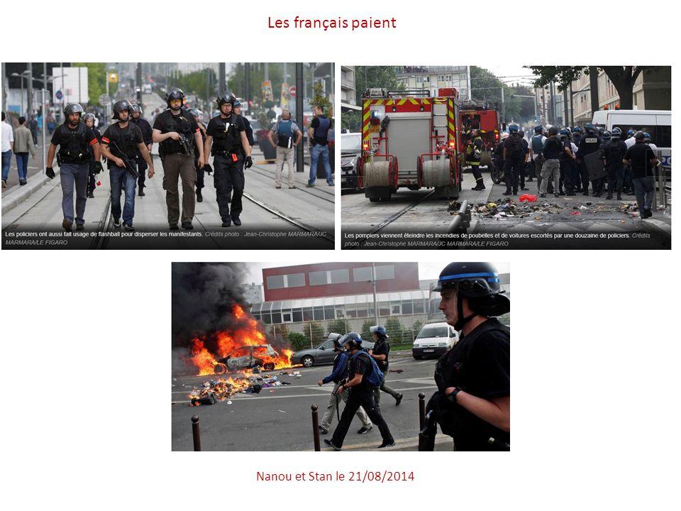 Les français paient Nanou et Stan le 05/04/2017