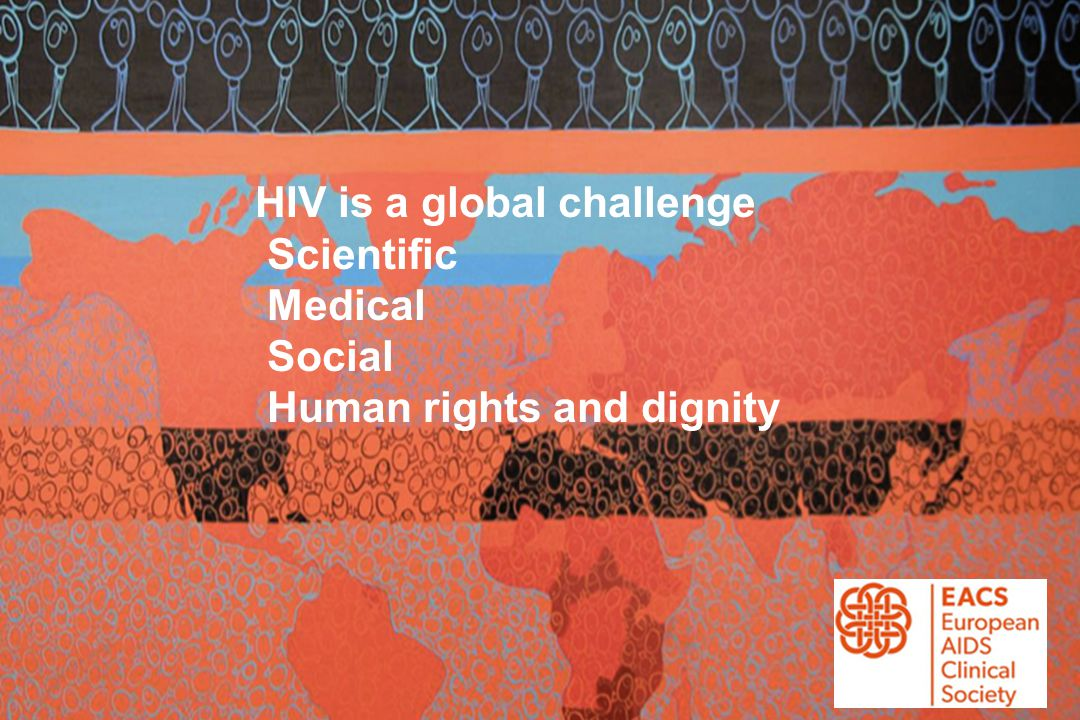 HIV is a global challenge