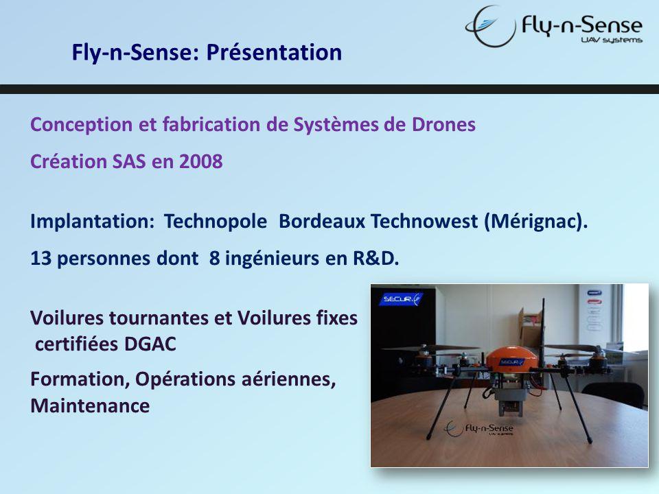 Fly-n-Sense: Présentation