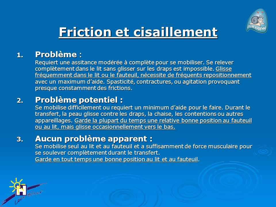 Friction et cisaillement
