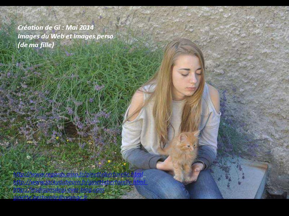 Images du Web et Images perso (de ma fille)