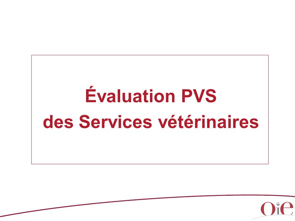 des Services vétérinaires