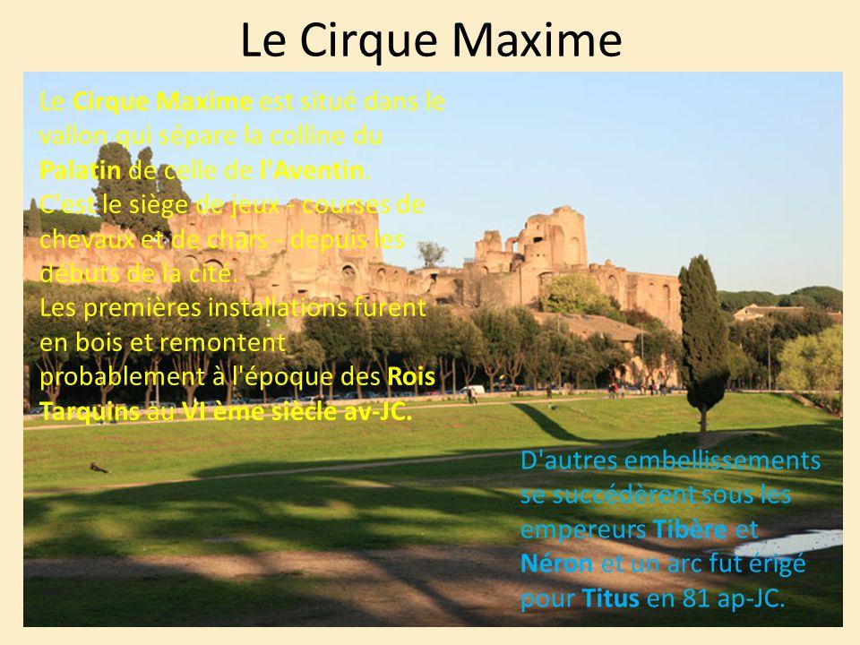 Le Cirque Maxime