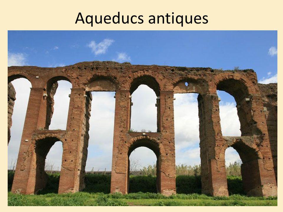 Aqueducs antiques