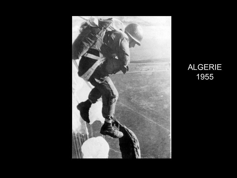 ALGERIE 1955