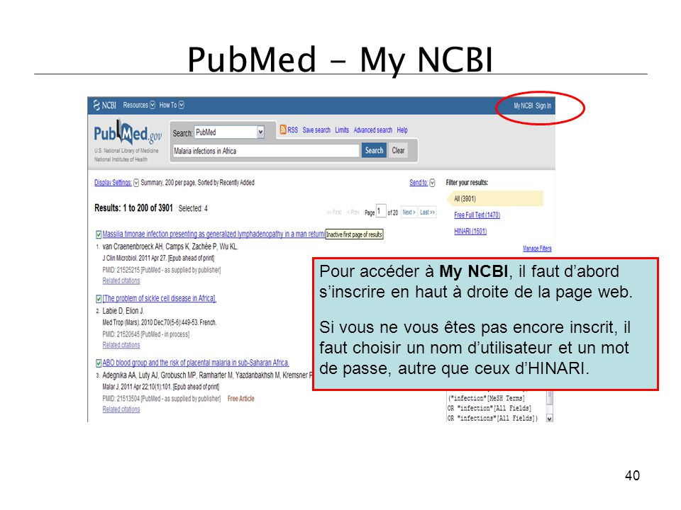 PubMed - My NCBI